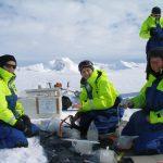 PVDF Sampling Bags in Antarctica
